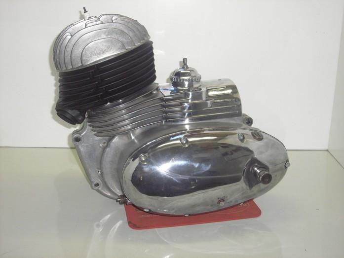 motor ČZ 175 1