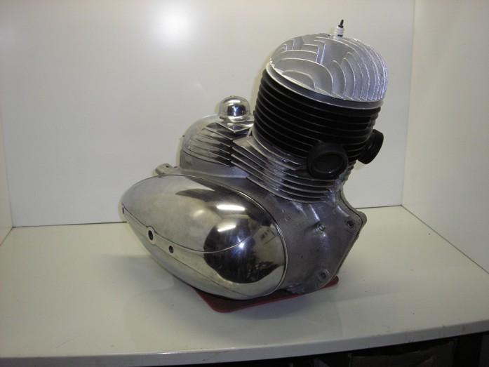 motor J250 P3