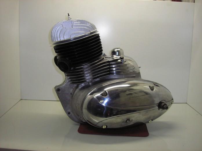 motor J250 P4